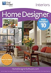 Chief Architect Home Designer Interiors 10 [Download] by Chief Architect