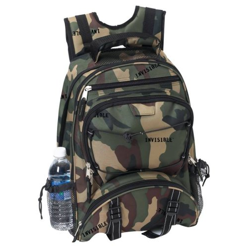 ExtremePak Extreme Pak(TM) Invisible&reg Pattern Camouflage Water-Resistant Backpack Extreme Pak(TM) Invisible at Sears.com