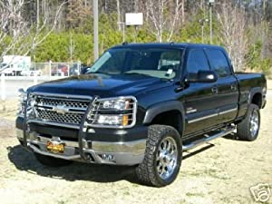 chevy silverado ss grille guard grille grill 2003 2004 2005 2006 03 04 05 06 automotive. Black Bedroom Furniture Sets. Home Design Ideas
