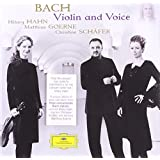 Bach: Violin & Voice