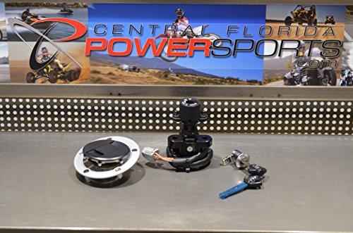 New Genuine Suzuki Ignition Lock Key Set With Gas Cap 06-15 GSX-R 600 750 1000 (06 Gsxr Ignition Switch compare prices)