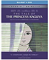 The Tale of the Princess Kaguya (Blu-ray + DVD) by Universal Studios