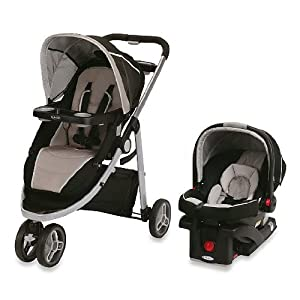 Graco Modes Sport Click Connect Travel System Stroller & Car Seat - Cedar