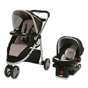 Graco Modes Sport Click Connect Travel System Stroller & Car Seat - Cedar