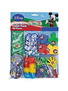 Mickey Mouse Favor Packs by AMSCAN *