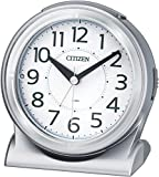 CITIZEN  ( シチズン ) 目覚まし 時計 サイレントミグR645 夜間自動点灯 8RE645-019 - Best Reviews Guide