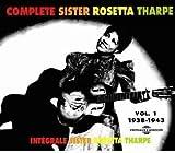echange, troc Sister Rosetta Tharpe - Intégrale Sister Rosetta Tharpe /Vol.2