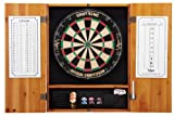 Viper Metropolitan Collection Bristle Dartboard Cabinet