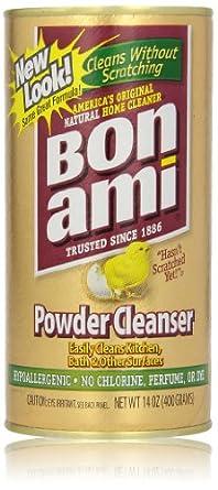 Bon Ami Polishing Cleanser Powder, 14 Oz