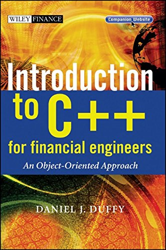 Amazon free audiobook downloads Introduction to C++ for Financial Engineers RTF PDF DJVU by Daniel J. Duffy (English literature) 9780470015384
