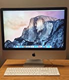"Apple iMac MA878/LL 24"", 2.4 GHz Intel Core 2 Duo, 320 GB HDD, 8X DVD SuperDrive"