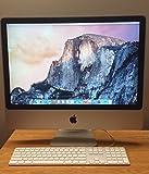 "Apple iMac MA878/LL 24"", 2.4 GHz Intel Core 2 Duo, 320 GB HDD, 8X DVD SuperDrive"