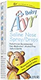 Ayr Baby Saline Nasal Spray/Drops , 1 oz