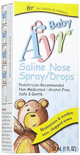 Saline Baby Nose front-997478