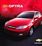2006 Chevrolet Chevy Optra Original Canadian Sales Brochure