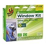 Duck Brand 281506 Indoor 10-Window Sh...