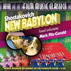 Shostakovich: New Babylon