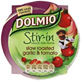 DOLMIO Stir-In Tomato and Garlic 150 g (Pack of 7)