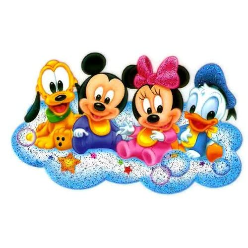 Amazon.com : Disney Babies Baby Mickey Baby Pluto Baby Minnie Baby