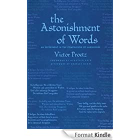 The Astonishment of Words: An Experiment in the Comparison of Languages