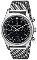 Breitling Men's A4131012-BC06 Stainless Steel Automatic Watch from Breitling