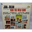 ride the wild surf (soundtrack) LP