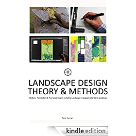 Landscape architecture design theory and methods Modern