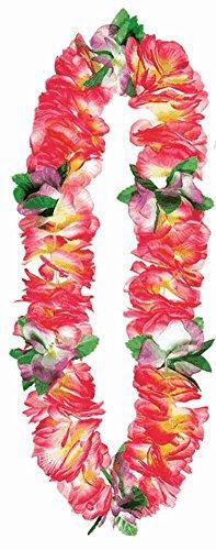 Pink Soft Petals Lei