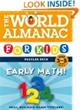 World Almanac Puzzler Deck: Early Math, Ages 3-5, Grades PreK-1