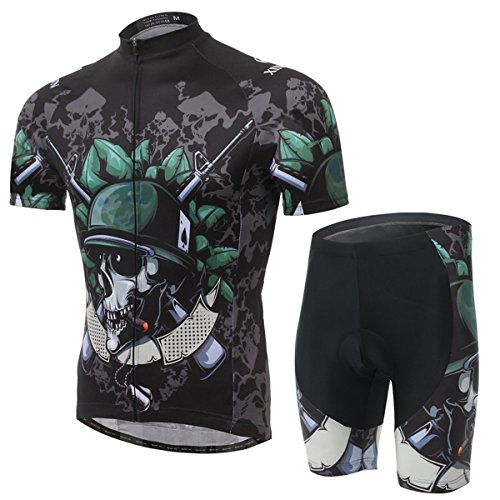 sommer radfahren jersey fahrrad kurzschluss h lsen jersey padded pants xl. Black Bedroom Furniture Sets. Home Design Ideas
