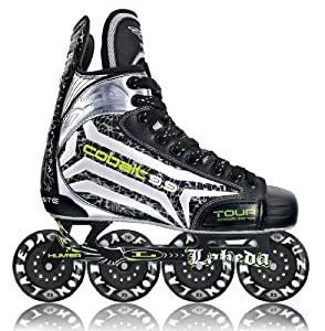 Tour Hockey Inline Cobalt 9.9 Hockey Skates, Size 06