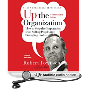Up the Organization (Unabridged)