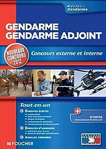 Gendarme - Gendarme Adjoint Nouveau concours 2012 par B�al