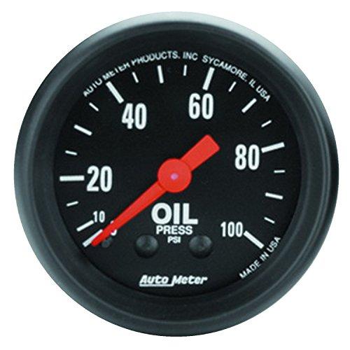 auto-meter-2604-z-series-mechanical-oil-pressure-gauge