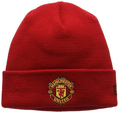 new-era-new-era-manchester-united-cuff-knit-hat-cuffia-uomo-red-team-talla-unica
