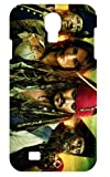 Pirates of the Caribbean Fashion Hard back cover skin case for samsung galaxy s4 i9500-s4pc1007