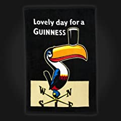 Guinness Toucan 2PK Tea Towel