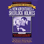 The Viennese Strangler and The Notorious Canary Trainer: The New Adventures of Sherlock Holmes, Episode #2 | [Anthony Boucher, Denis Green]