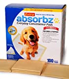 Extra Absorbz Everyday Convenience Pads (100 Ct)