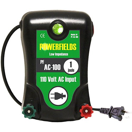 Powerfields 100V 80 Acre Energizer 1.0 Joules