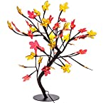 20in 52 Light Maple Leaf Tree