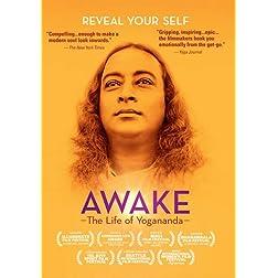 Awake: The Life of Yogananda DVD