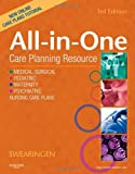 img - for By Pamela L. Swearingen RN All-In-One Care Planning Resource, 3e (3rd Edition) book / textbook / text book