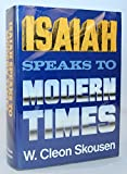 img - for Isaiah Speaks to Modern Times book / textbook / text book
