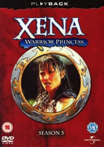 Xena: Warrior Princess - Season 5 [Import anglais]