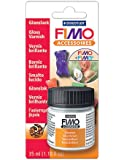 Fimo Polymer Clay Water Based Gloss Varnish 35ml, oven-hardening modelling clay