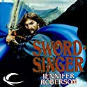Sword-Singer: Tiger and Del, Book 2 Audiobook by Jennifer Roberson Narrated by Stephen Bel Davies