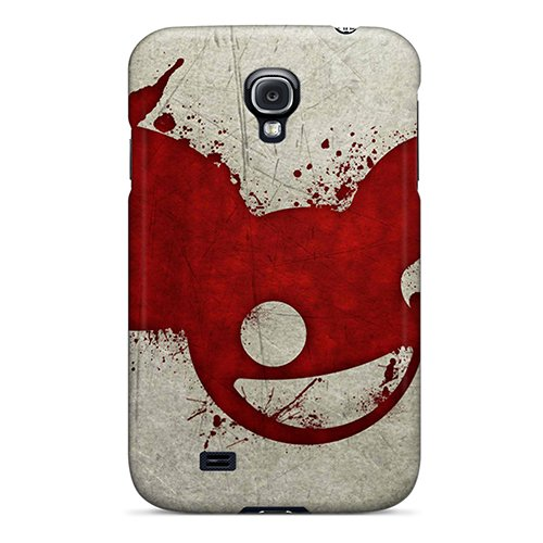 Ideal Miroman Case Cover For Galaxy S4(Deadmau5 Splat), Protective Stylish Case