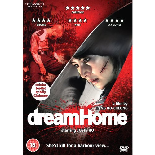 Dream Home [Region 2 UK DVD] [2010] Starring Josie Ho and Eason Chan