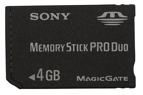 Review Of Sony 4 GB Memory Stick PRO Duo for PSP